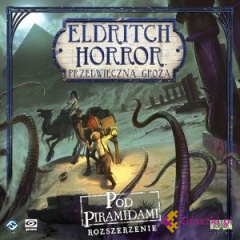 Eldritch Horror: Pod Piramidami | Galakta