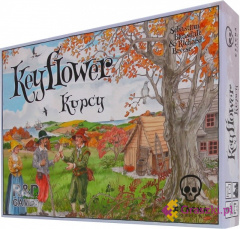 Keyflower: Kupcy | Czacha Games