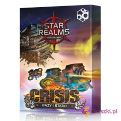 Star Realms: Crisis - Bazy i Statki | Games Factory