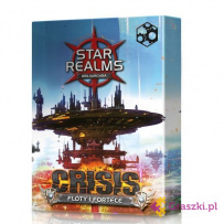 Star Realms: Crisis - Floty i Fortece | Games Factory