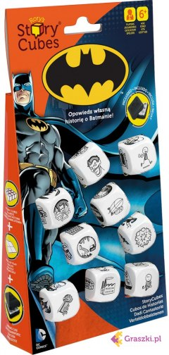 Story Cubes: Batman | Rebel