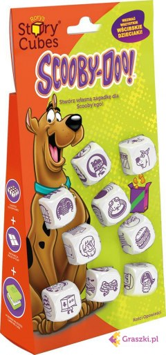 Story Cubes: Scooby Doo | Rebel