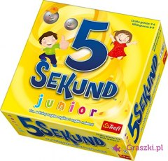 5 Sekund Junior | Trefl