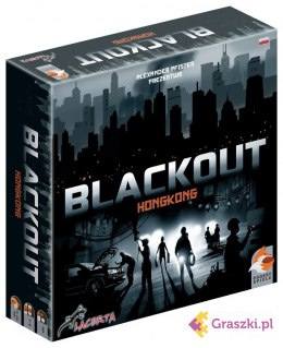 BlackOut HongKong | Lacerta