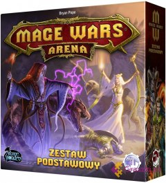 Mage Wars: Arena - Zestaw podstawowy | Games Factory
