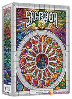Sagrada (PL) | Fox Games
