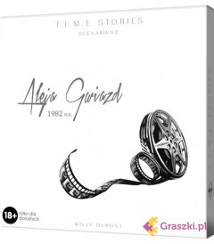 T.I.M.E Stories: Aleja Gwiazd | Rebel