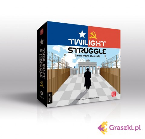 Twilight Struggle Zimna Wojna 1945–89