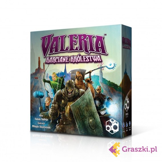 Valeria (PL) | Games factory