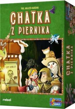 Chatka z piernika | Rebel