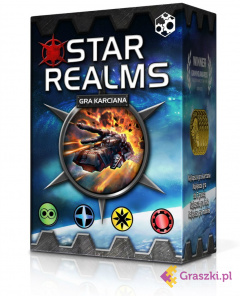STAR REALMS + ZESTAW promo | Games Factory