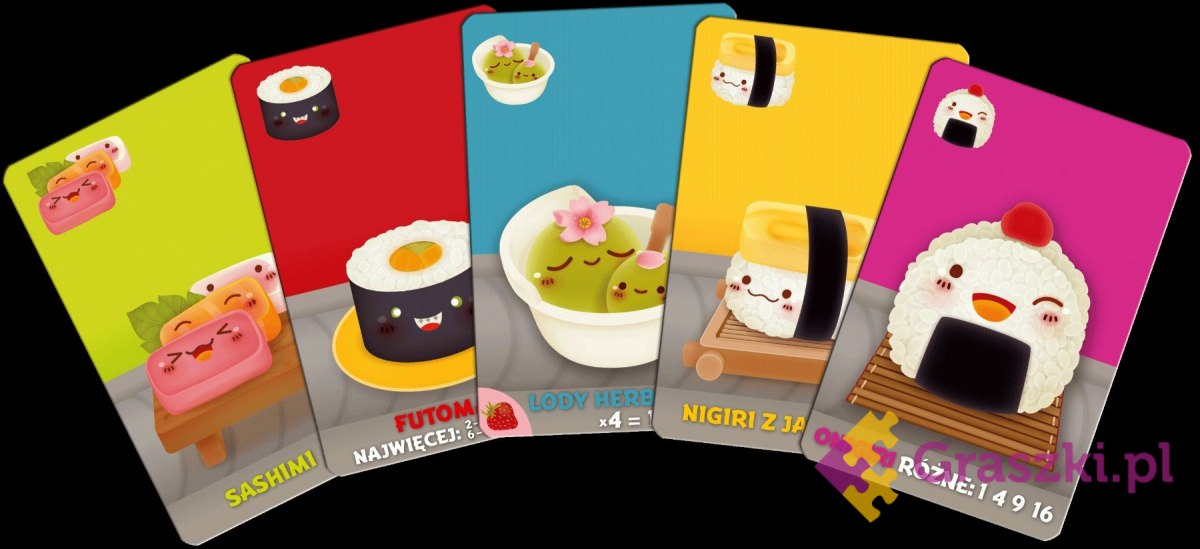Sushi Go Party! karty2