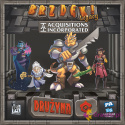 "Brzdęk! Legacy: Acquisitions Incorporated - Drużyna ""C"" front"