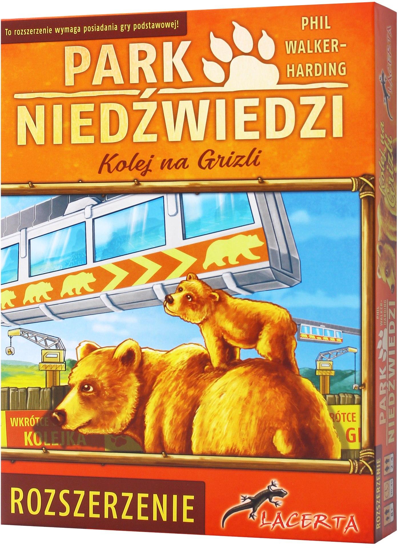 Park Niedźwiedzi Kolej na Grizli