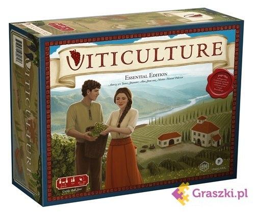 Viticulture pudełko
