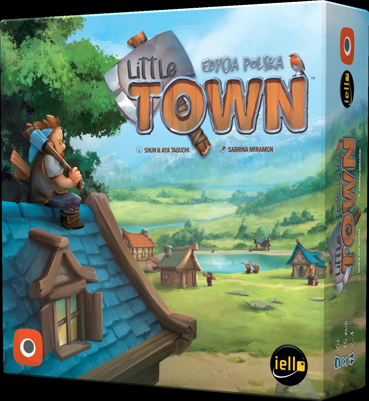 Little Towns pudełko